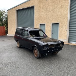 1975 Ford Escort MK1 Panel Van 1.3 4 Speed No Rust For Sale