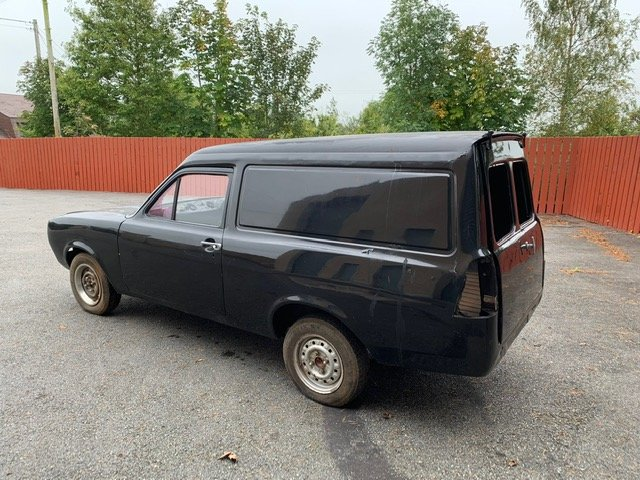 1975 Ford Escort MK1 Panel Van 1.3 4 Speed No Rust For Sale (picture 4 of 6)