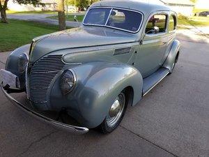 1939 Ford 2dr Sedan Street Rod For Sale