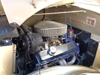 1936 Ford Custom Roadster Many Cool Mods Low Chopped $53.7k For Sale (picture 6 of 6)