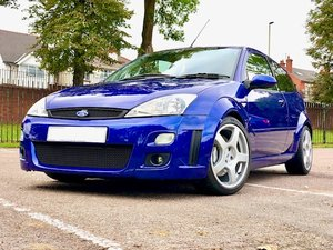 2003 Ford focus rs mk1, 53 plate, 53k miles