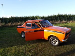 1971 Escort MK1  2 Door Escort. MOT and Road Tax Exempt