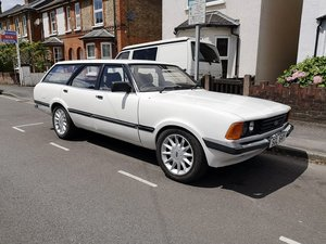 1983 Mk5 Cortina Estate ST170 powered, long MOT, VGC. For Sale