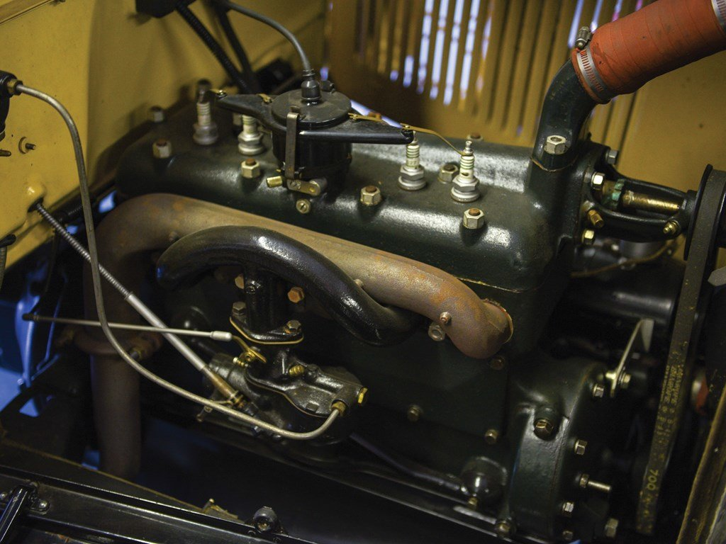 1929 Ford Model A Phaeton  For Sale by Auction (picture 3 of 6)