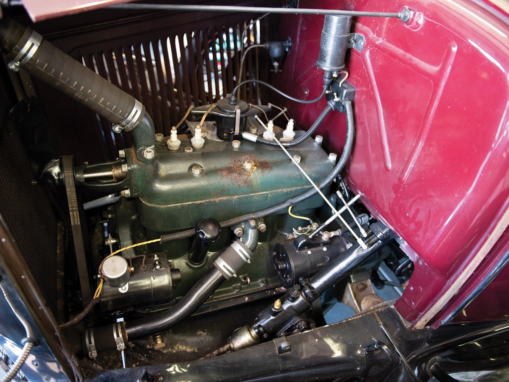 1931 Ford Model A Sport Coupe  For Sale by Auction (picture 3 of 6)