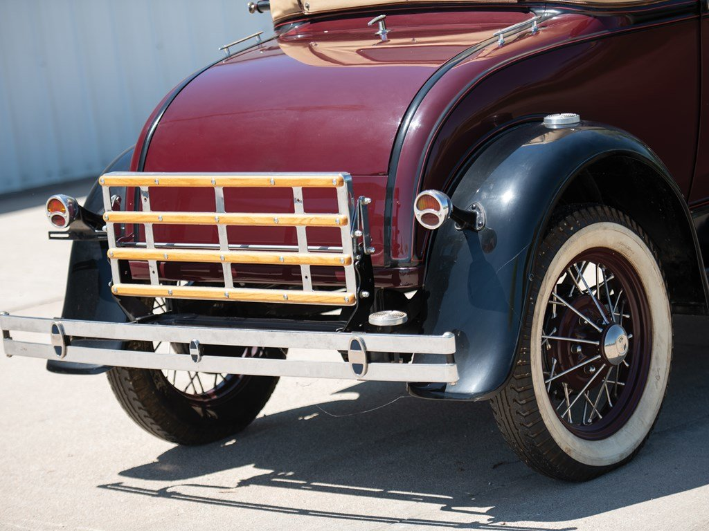 1931 Ford Model A Sport Coupe  For Sale by Auction (picture 6 of 6)