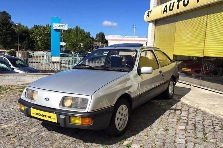 1986 Ford Sierra 2.0iS For Sale (picture 1 of 5)
