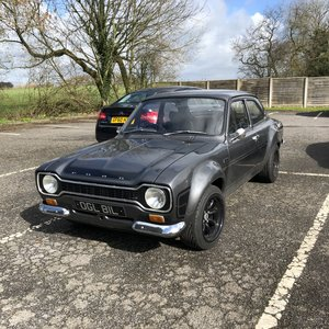 Ford escort Mk1 2L  Recently complzetec conversion