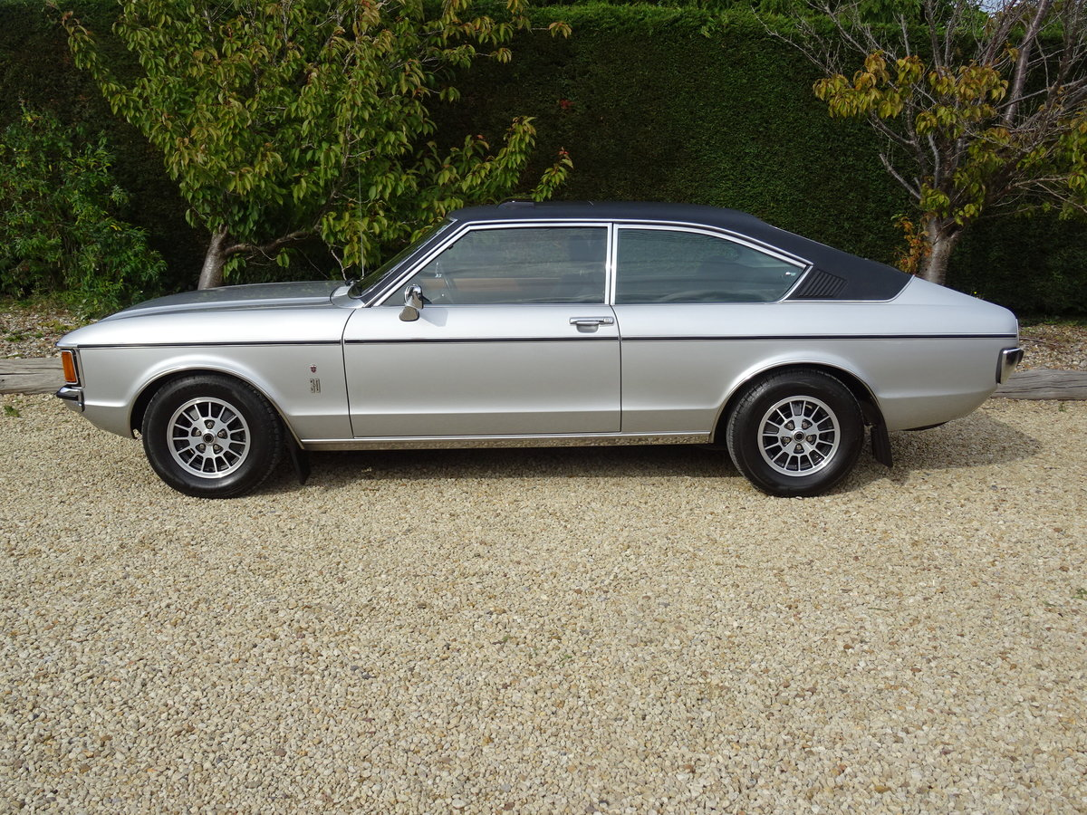 Ford Granada Coupe Mk1 – Concours Winner For Sale (picture 3 of 6)