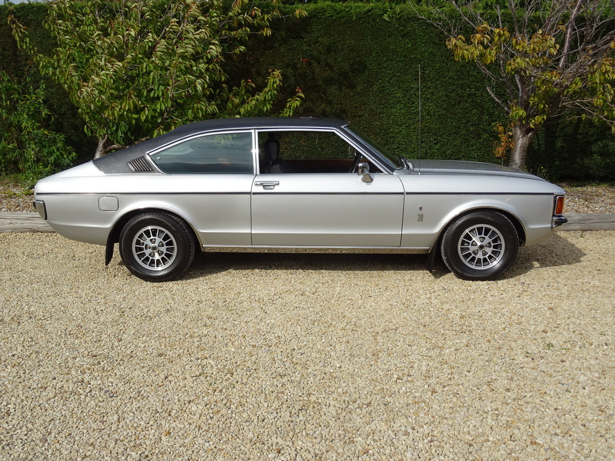 Ford Granada Coupe Mk1 – Concours Winner For Sale (picture 4 of 6)