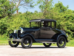 1929 Ford Model A Coupe  For Sale by Auction