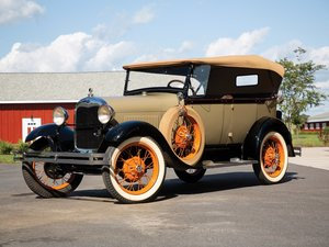 1928 Ford Model AR Phaeton  For Sale by Auction