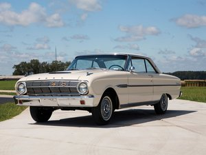 1963 Ford Falcon Futura Sport Coupe  For Sale by Auction