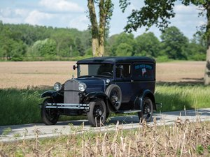 1931 Ford Model A DeLuxe Sedan Delivery  For Sale by Auction