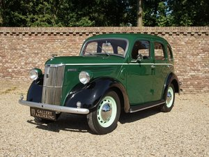 Ford Prefect first series, restored condition