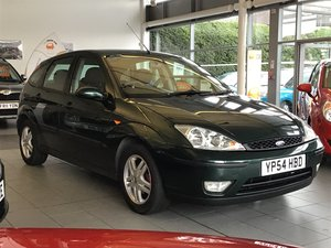 2004 Ford Focus 1.6 Zetec Automatic, only 76297 miles