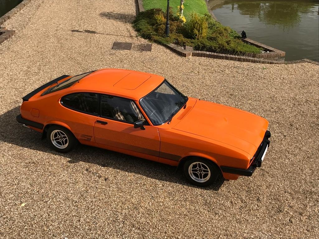 1979 Ford Capri 3.0s For Sale (picture 1 of 6)
