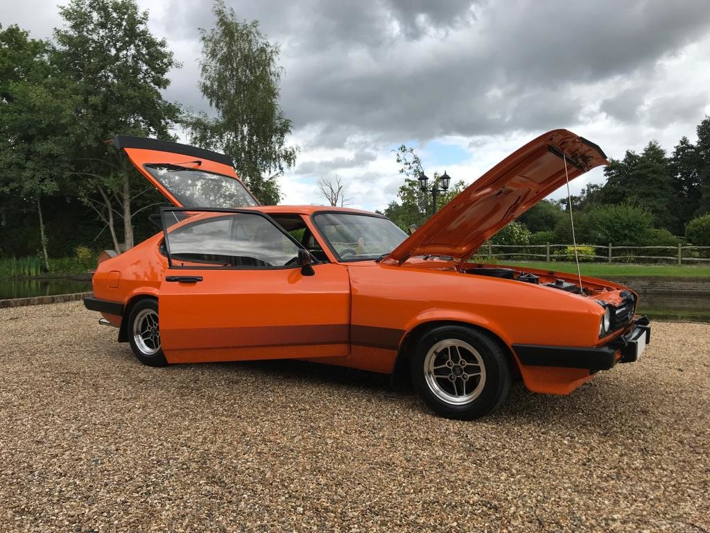 1979 Ford Capri 3.0s For Sale (picture 5 of 6)