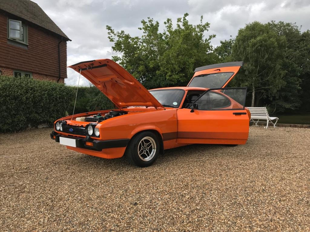 1979 Ford Capri 3.0s For Sale (picture 6 of 6)