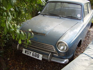 1963 Ford Cortina MK1 pre airflow 2 door  For Sale