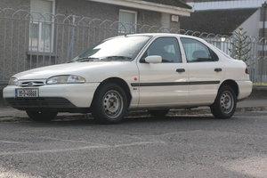 1995 Ford Mondeo Mk1 - 2.0 DOHC 16v 136bhp -NCT 07/2020