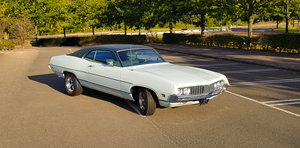 1971 Ford Torino Brougham Coupe 351C