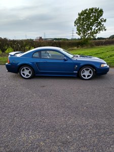1999 Ford mustang gt 4.6 procharged v8