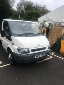 2005 Transporter For hire
