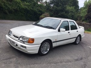 1988 Ford Sierra Sapphire RS Cosworth at ACA 2nd November