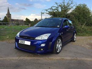 2003 Ford Focus RS (Mk1) - 19k Miles