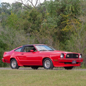 1978 Ford Mustang King Cobra HatchBack 302 Auto Red $obo