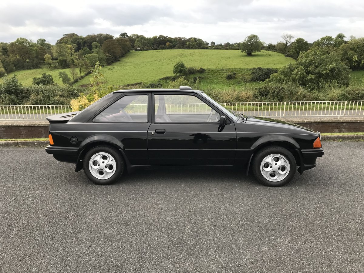 1982 Ford Escort XR3 For Sale (picture 2 of 6)