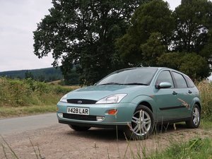 1999 Focus Ghia, 48k, like a new car, IMMACULATE!