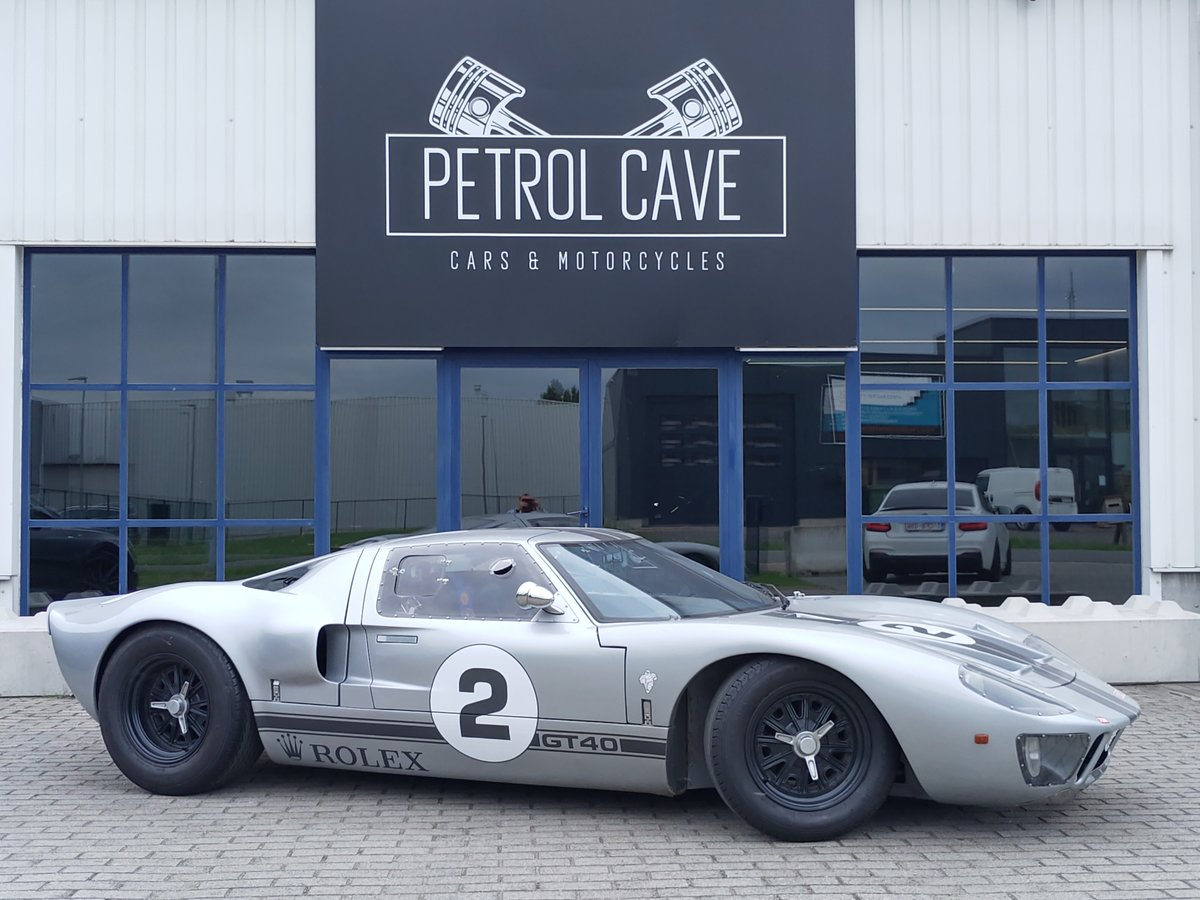 1965 Ford GT40 - LHD For Sale (picture 1 of 6)