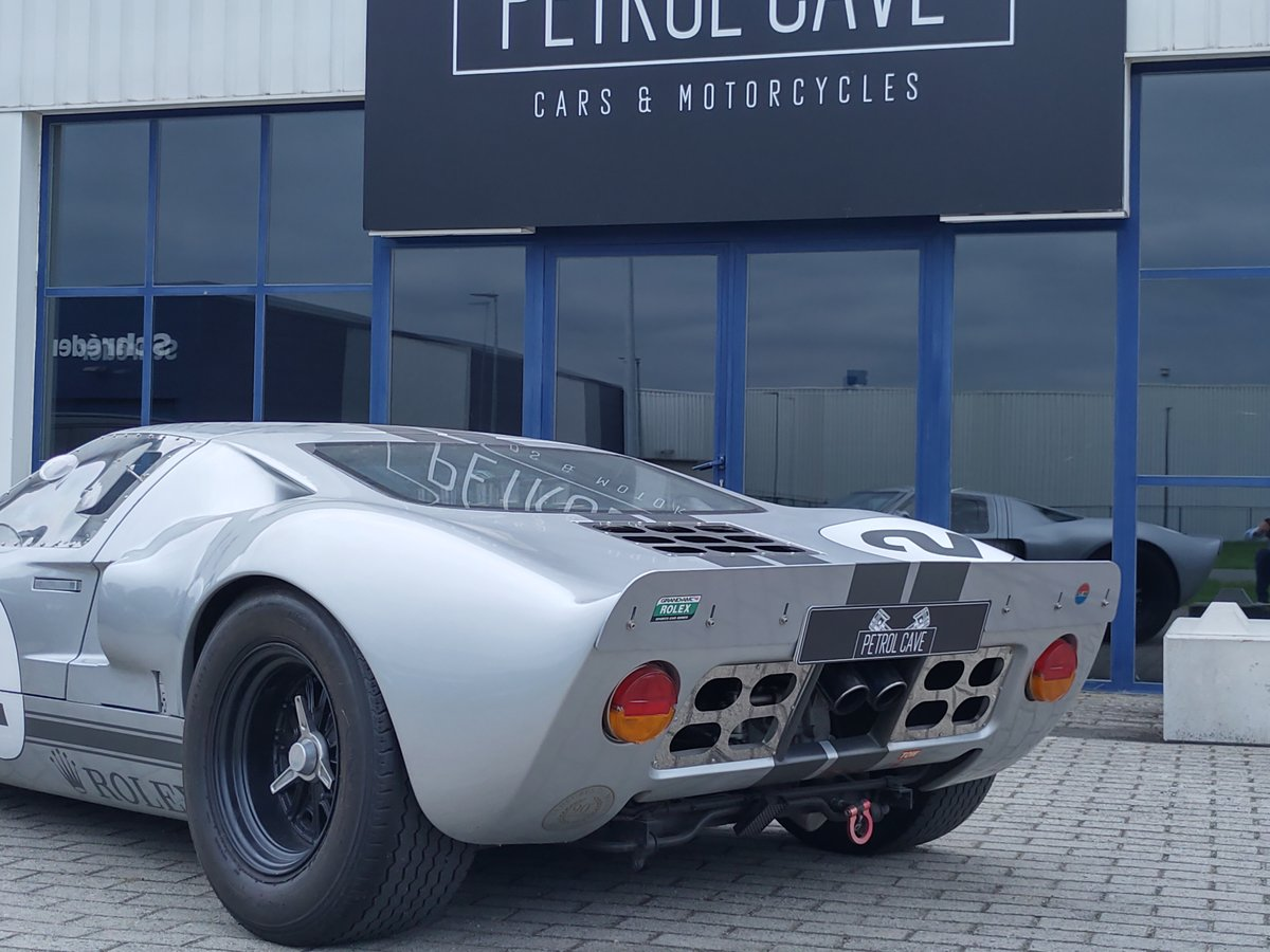 1965 Ford GT40 - LHD For Sale (picture 2 of 6)