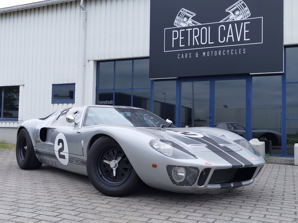 1965 Ford GT40 - LHD For Sale (picture 3 of 6)