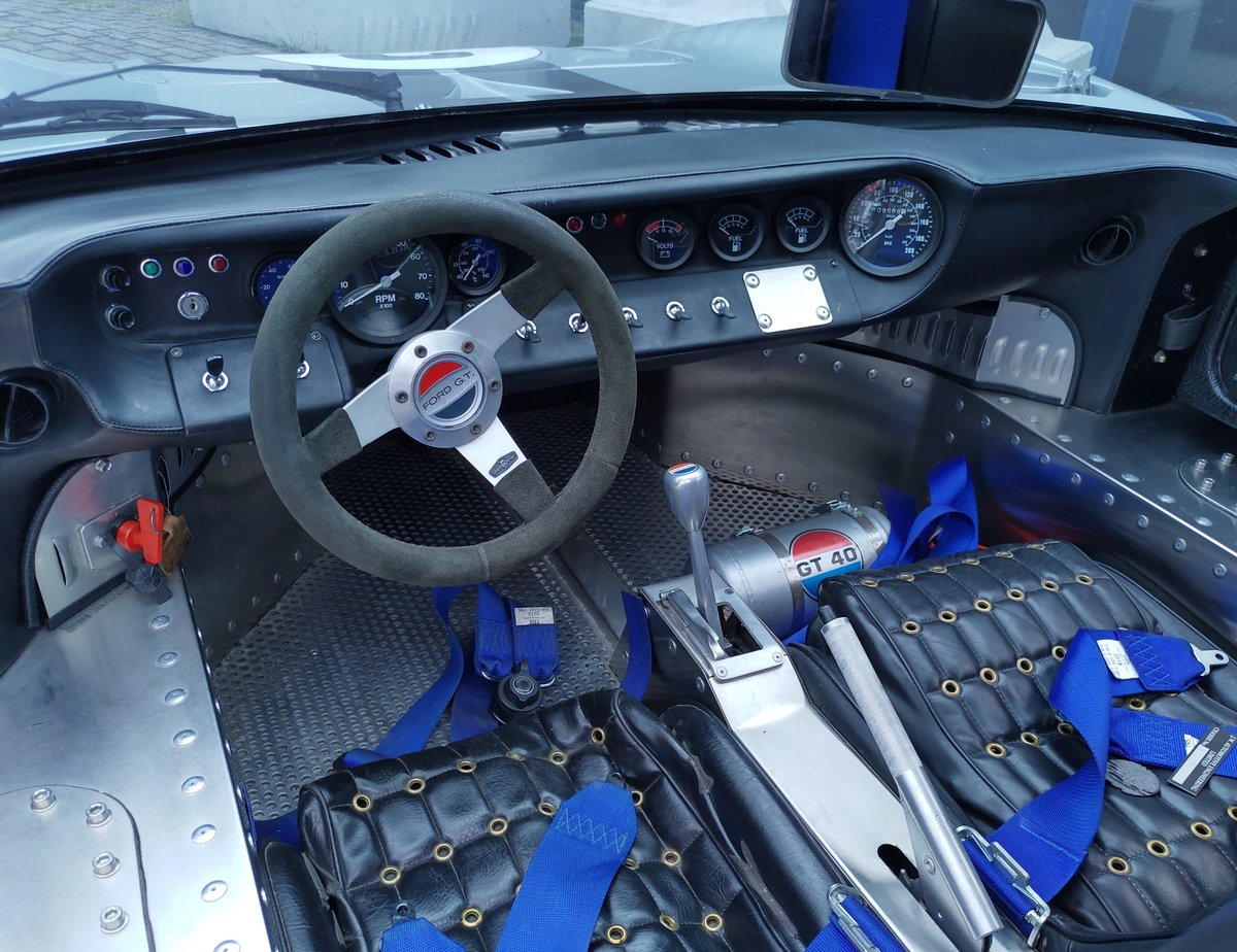 1965 Ford GT40 - LHD For Sale (picture 5 of 6)