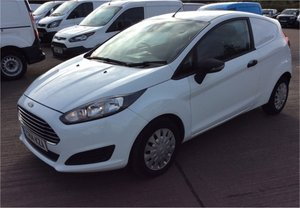 2014 Ford Fiesta 1.6TDCi (95PS ECOnetic II