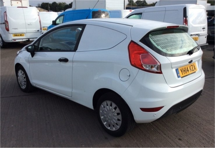 2014 Ford Fiesta 1.6TDCi (95PS ECOnetic II For Sale (picture 2 of 4)