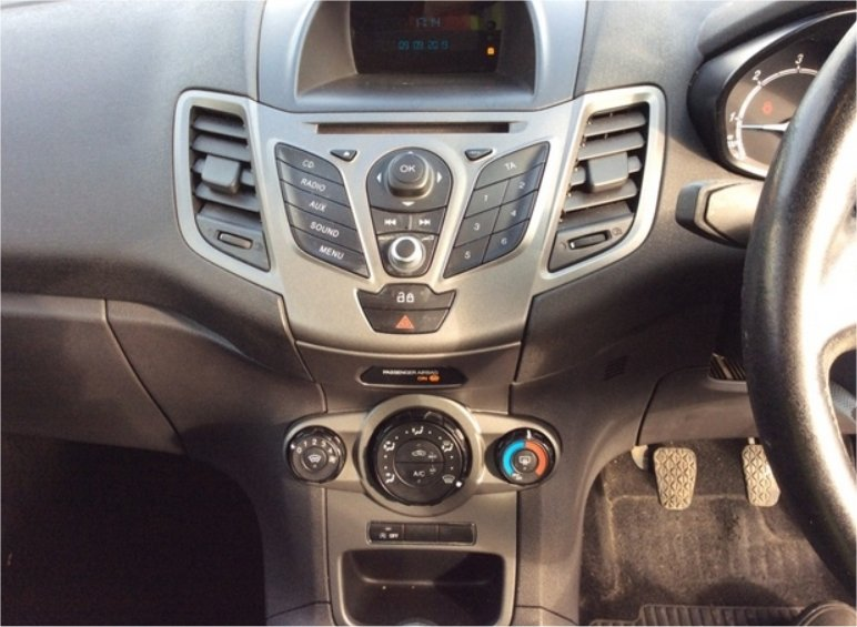 2014 Ford Fiesta 1.6TDCi (95PS ECOnetic II For Sale (picture 4 of 4)