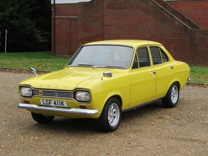 1972 Ford Escort 1.3 MKI Saloon at ACA 2nd November
