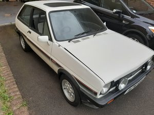 1983 Ford Fiesta XR2  MK1 For auction SOLD by Auction