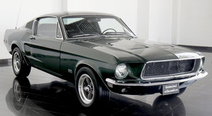 Picture of Ford Mustang Bullitt (1968) SOLD