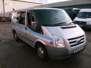 2010 Ford Transit 115/280 Trend 'Fisherman conversion'