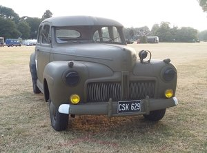 1942 3A/21A Canadian Ford Procurement Staff Car