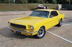 1965 Mustang - Barons Sandown Pk Saturday 26th  October 2019