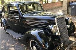 1935 Model 48 V8 Flathead - Barons Saturday 26th October 2019