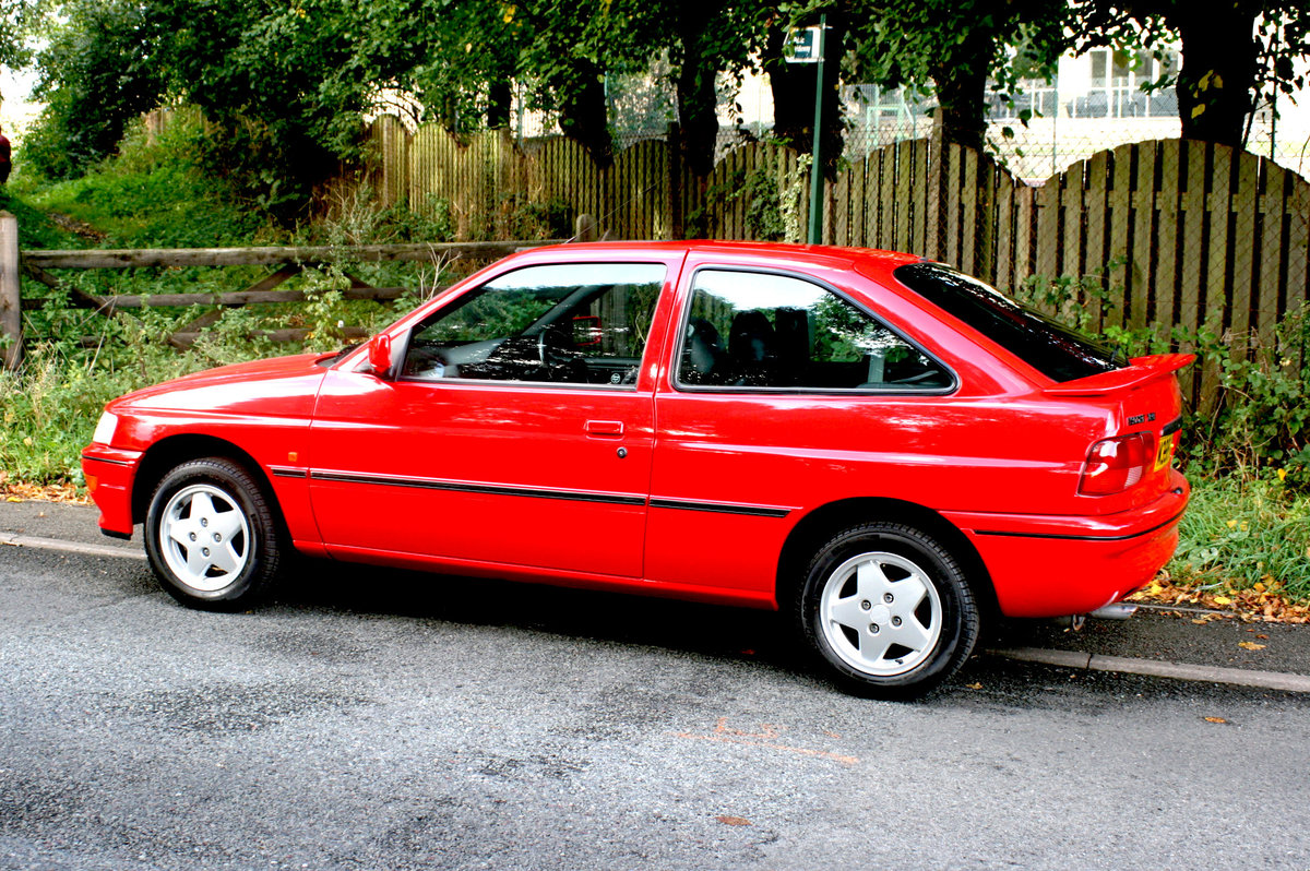 1995 1.8 FORD ESCORT XR3i  MK5 (B)    For Sale (picture 1 of 6)