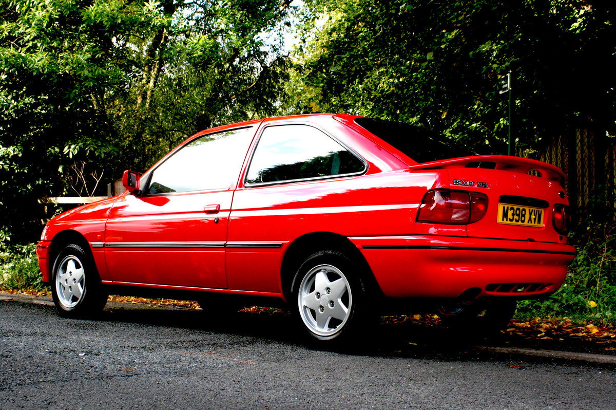 1995 1.8 FORD ESCORT XR3i  MK5 (B)    SOLD (picture 2 of 6)