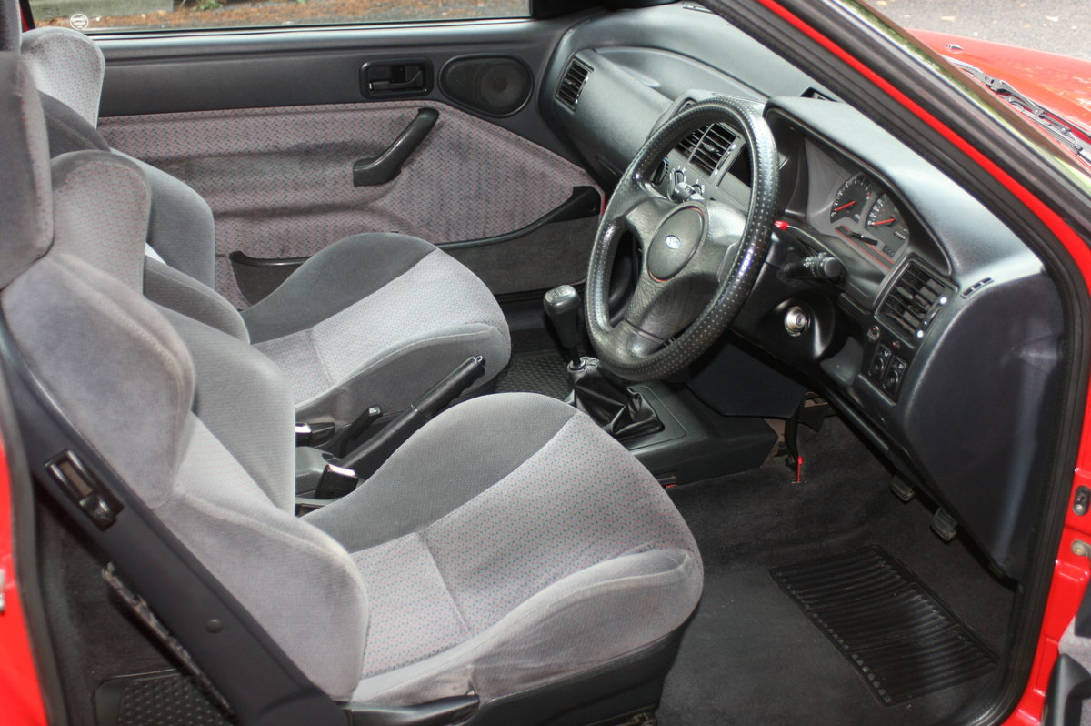 1995 1.8 FORD ESCORT XR3i  MK5 (B)    For Sale (picture 3 of 6)